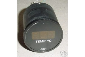 Beechcraft Digital Temperature Indicator, Model 2034