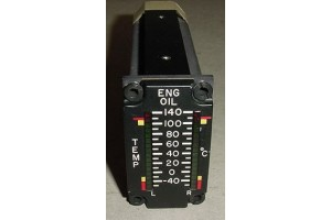CMA730-14 Engine Oil Temperature Vertical Indicator 418-105-006