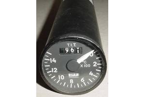 220-21338-101, 502BL72F, Aircraft Turbine Inlet Temperature / T.I.T. Indicator
