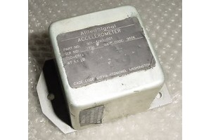971-4193-001, Aircraft Three Axis Accelerometer