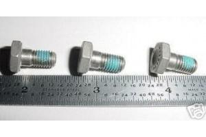 NAS6404L2, NAS6404-L2, Aircraft Titanium Bolts