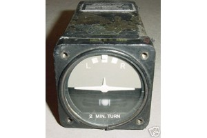 52D69, Mitchell Autopilot Turn and Bank Indicator
