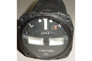 Cessna Electric 2 minute Turn and Bank Indicator, 31303-01