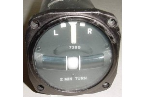 Cessna Electric Turn and Bank Indicator, C661030-0101