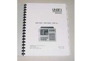 UNS-1FMS, UNS-1MS Flight Management System Operator Manual