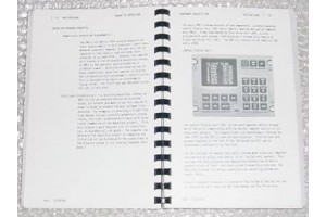 NEW!!  UNS-1 Flight Management System Operator Manual