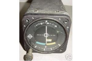 VOA-8, VOA8, NARCO Avionics Aircraft VOR Indicator