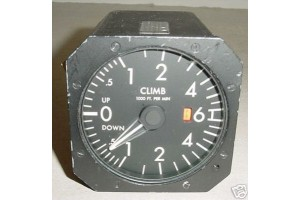 550-18013B-012, 55018013B012, Aircraft Vertical Speed Indicator