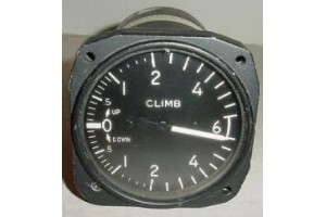 Cessna, Piper, Beech, Vertical Speed Indicator, 1636-GA-A1