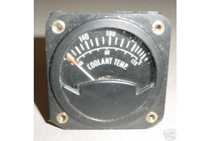 Aircraft Westach Coolant Temperature Indicator, 2A9-5