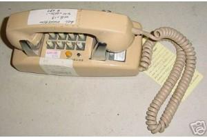 Wulfsberg WH-18 FLITEFONE III Telephone w tag, 400-0030-1