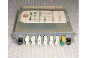 NEW!! Wulfsberg FLITEFONE V Cockpit Control Panel, 400-0117-004