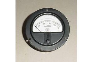 N288S-23153, NEW Aircraft Ammeter and Shunt, 76575A