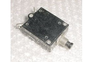 842-202-101, W23X1A1G-2, 2A Wood Electric Circuit Breaker