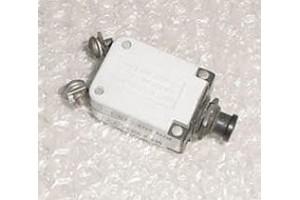 MS25244-5, 507-205-101, 5A Wood Electric Circuit Breaker