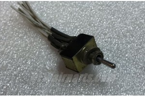 238-242, MST405N, Aircraft Toggle Switch / Micro Switch