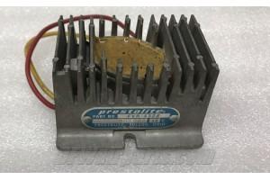 FVR-4324, 484-121, Prestolite Aircraft Voltage Regulator