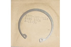 5365-807-8154, W250, Aircraft Snap Ring