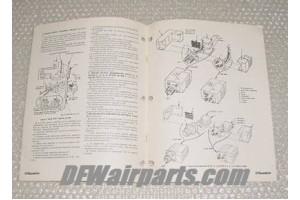 68-04-714-G, 4E srs, Propeller De-Icer Brush Block Manual PDF