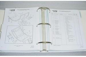 CFE738-1-1B Turbofan Engine Illustrated Parts Catalog