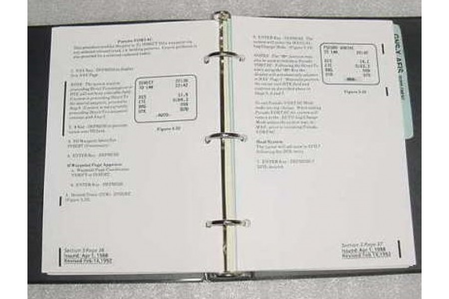 GNS-X Global Flight Management System Operator's Manual