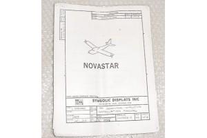 SDI, Hoskins Novastar, Aircraft Strobe Light Installation Manual