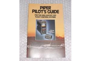 King KAP, KFC-200 Piper Flight Control Systems Pilot Guide