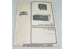 006-0043-06, KR-85, King KR-85 ADF Installation Manual