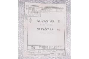701750 Novastar II, 702092 Novastar III Install Manual, 203611