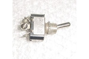 Three Position Aircraft Toggle Switch