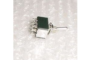 JMT-321, 5930-00-484-5297, Three Position Aircraft Toggle Switch