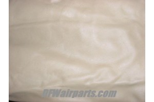 Aircraft Upholstery, Italian Leather Pieces, Beige color, 2522