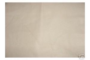 Aircraft Upholstery Italian Leather / Medium Dark Beige, 2124
