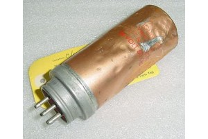 12C60, 4113, Solid State Aircraft Vibrator w/ Serv tag