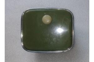 Aircraft Ashtray / Ash Tray, Olive Green Color