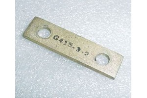 G415-3-2, G-415-3-2, Aircraft Bus Bar Connector Strip