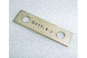 G415-3-2, G-415-3-2, Aircraft Bus Bar Connector Strip