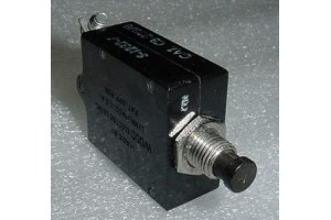 S1232-7, S-1232-7, 7A Cessna / Wood Electric Circuit Breaker