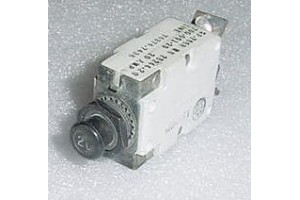 MP-705H, MS25244-20, 20A Mechanical Products Circuit Breaker