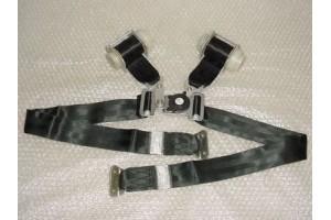1107040-25, 1107316-07, New 4 pt Aircraft Inertia Reel Seat Belt