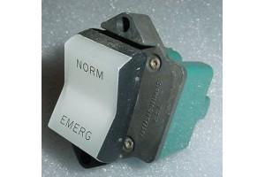 4TP1-31, 5930-01-222-0220, Aircraft Rocker Micro Switch