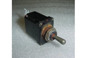 102TL2-1, MS27785-21, Aircraft Toggle Switch