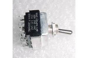 7693K2, MS14003-212, New Three Position Aircraft Toggle Switch