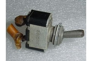 8803K8, 5930-00-994-7280, Two Position Aircraft Toggle Switch