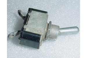 8803K3, 8803K-3, Two Position Aircraft Toggle Switch
