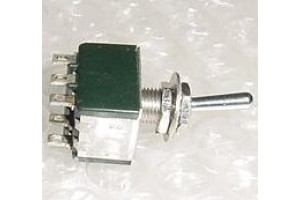 5930-00-484-5297, JMT-321, New Aircraft Toggle Micro Switch