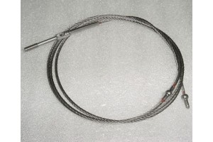 071-1110-00, Aircraft Stainless Steel Control Cable