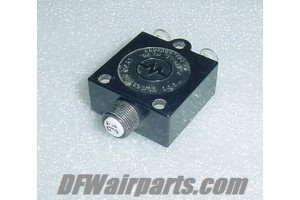 435-210-101, 435210-101, 10A Cessna Aircraft Circuit Breaker