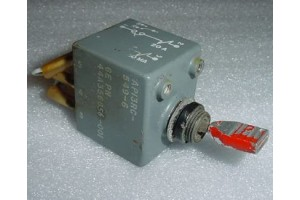 AP13RC-549-6, 44A356856-001, Aircraft Circuit Breaker Switch