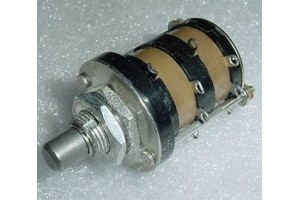 6912, 69-12, Grayhill Aircraft Rotary Switch